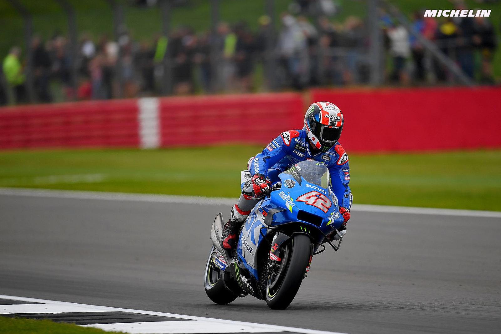 MotoGP2021イギリスGP 予選10位アレックス・リンス「2019年のような結果を求めていきたい」
