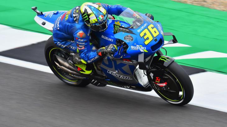 MotoGP2021アラゴンGP ジョアン・ミル「チャンピオンシップにおいてしっかり戦っていきたい」