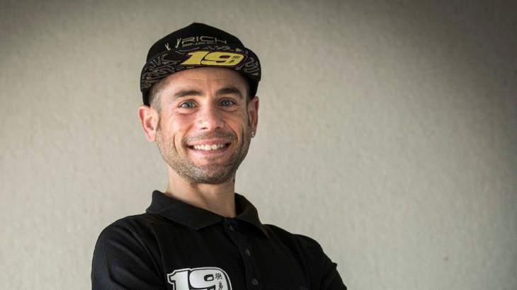 アルヴァロ・バウティスタ 2022年はAruba.it RacingからFIM スーパーバイク世界選手権(SBK)に参戦