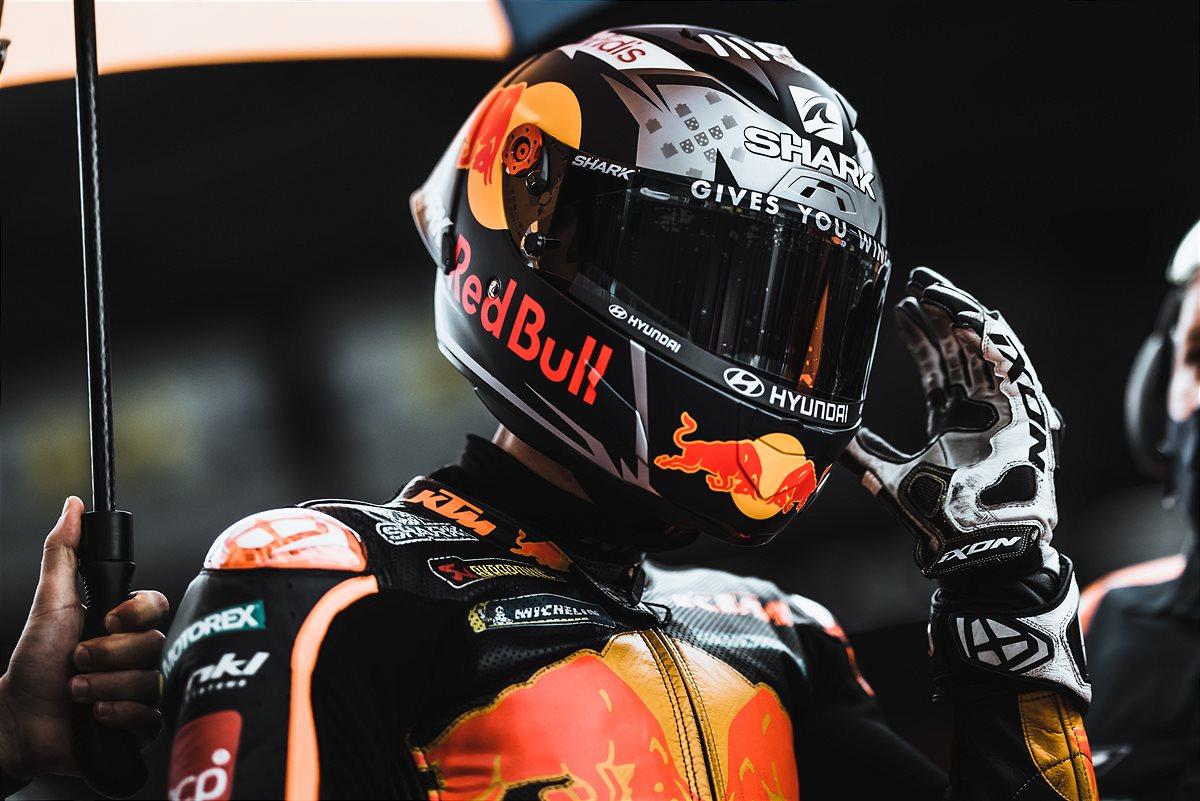 MotoGP2021 スティリアGPミゲル・オリヴェイラ「トップ10は獲得出来そうなレースだった」