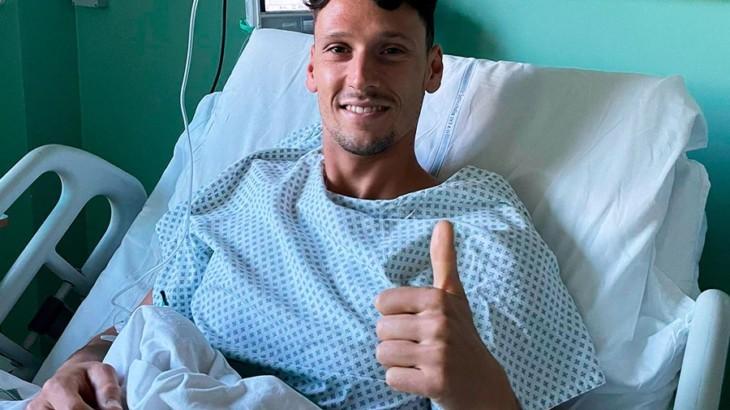 ロレンソ・サヴァドーリ 無事に手術を終え8月末のイギリスGPで復帰を目指す