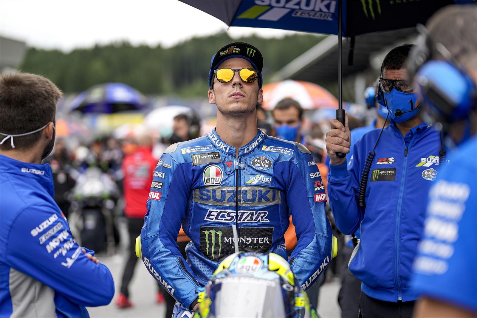MotoGP2021オーストリアGP ジョアン・ミル「今週末は優勝を狙っていく」