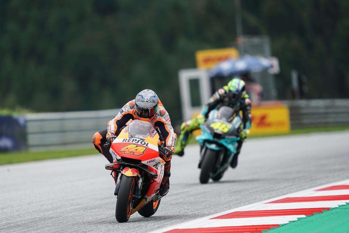 MotoGP2021オーストリアGP ポル・エスパルガロ「レプソルホンダがこんな結果ではいけない」