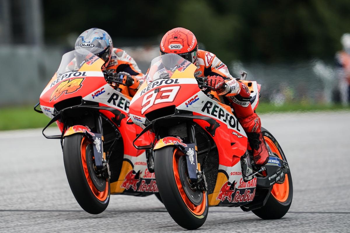 MotoGP2021オーストリアGP マルク・マルケス「同じサーキットでのレースは初めて」