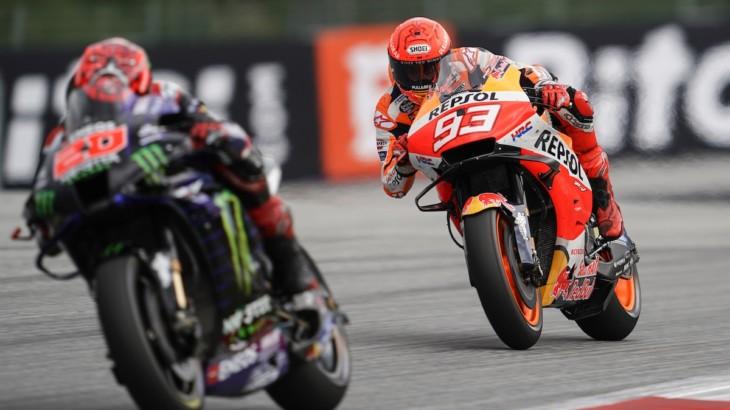 MotoGP2021 アルベルト・プーチ「オーストリアはマルクとチームに重要なレースだった」