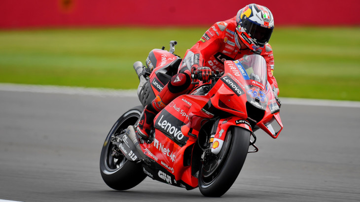 MotoGP2021イギリスGP 4位ジャック・ミラー「オーバーテイクに時間がかかった」