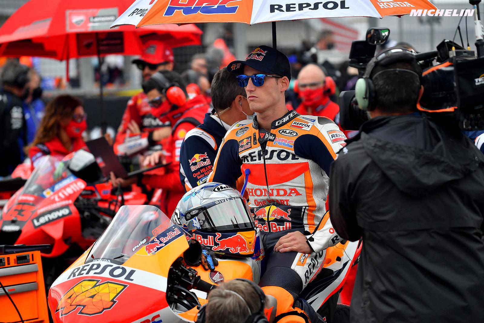 MotoGP2021イギリスGP 5位ポル・エスパルガロ「レースを楽しむことが出来た」