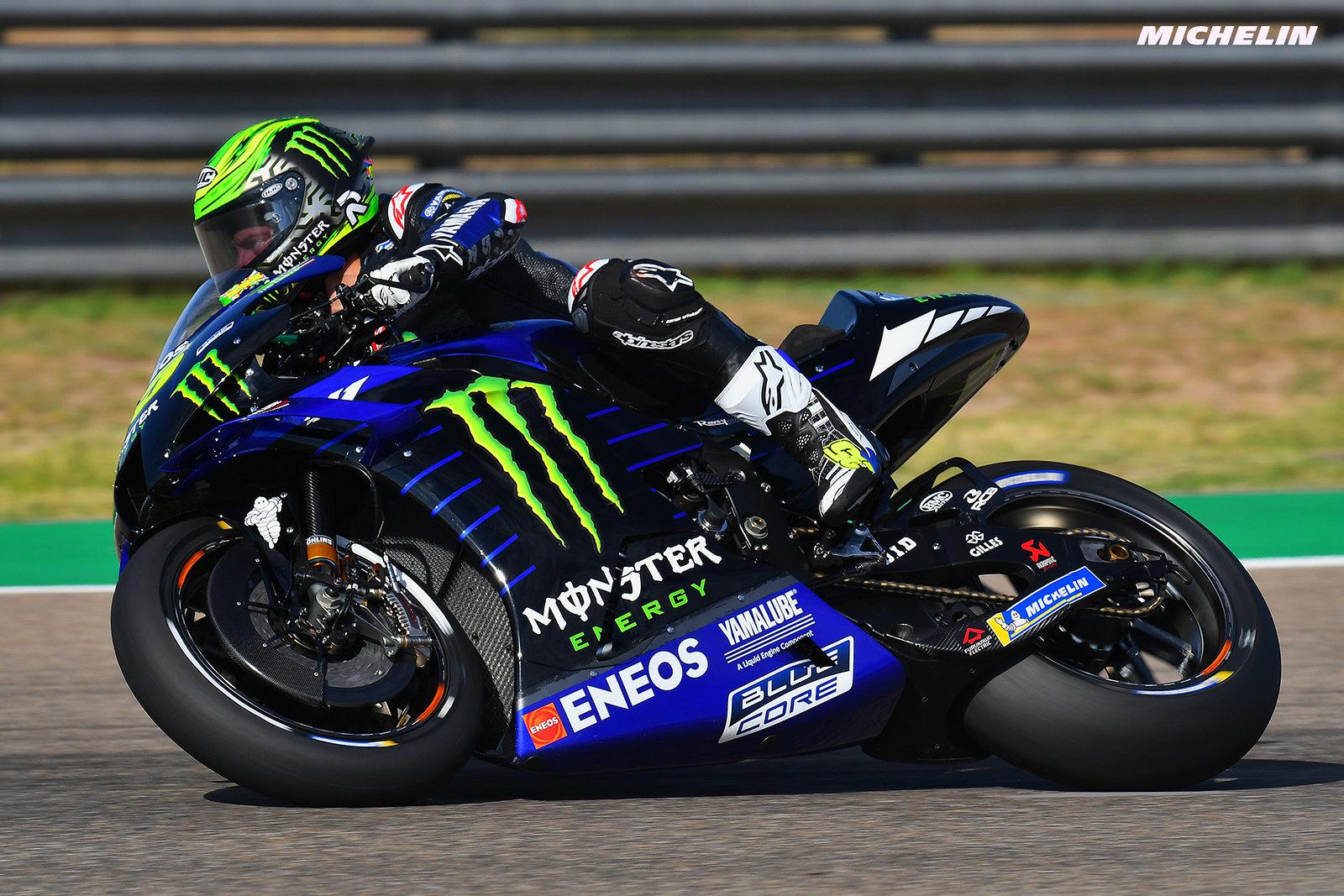 MotoGP2021アラゴンGP 初日総合3位カル・クラッチロー「タイムよりもテストをすることが重要」