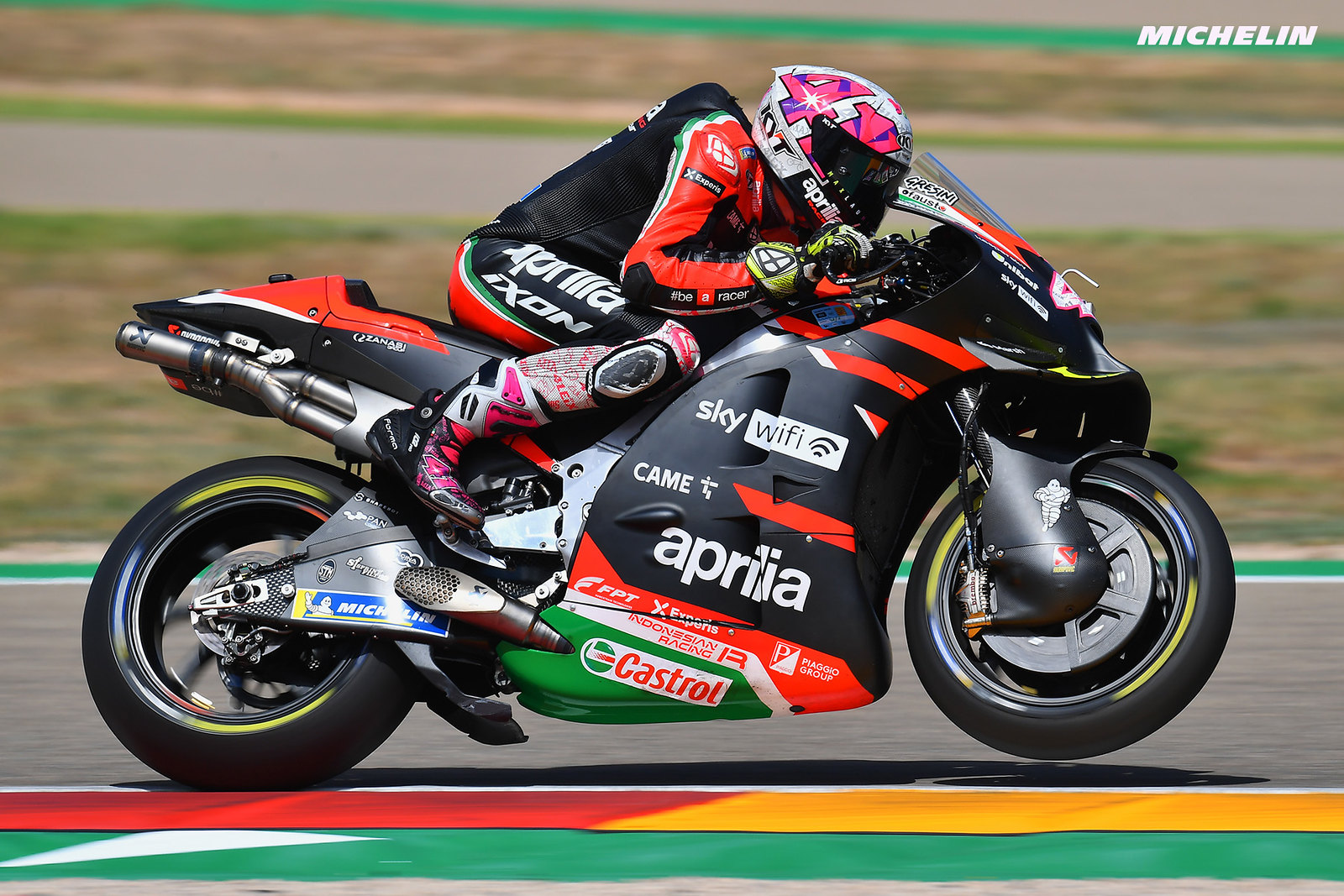 アラゴンGP 予選6位アレイシ・エスパルガロ「最後までトップ集団でレースがしたい」