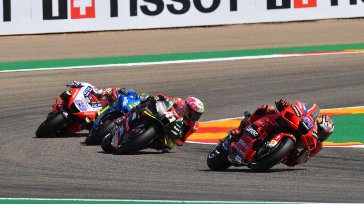 MotoGP2021アラゴンGP 5位ジャック・ミラー「コーナーエントリーで問題が起きていた」