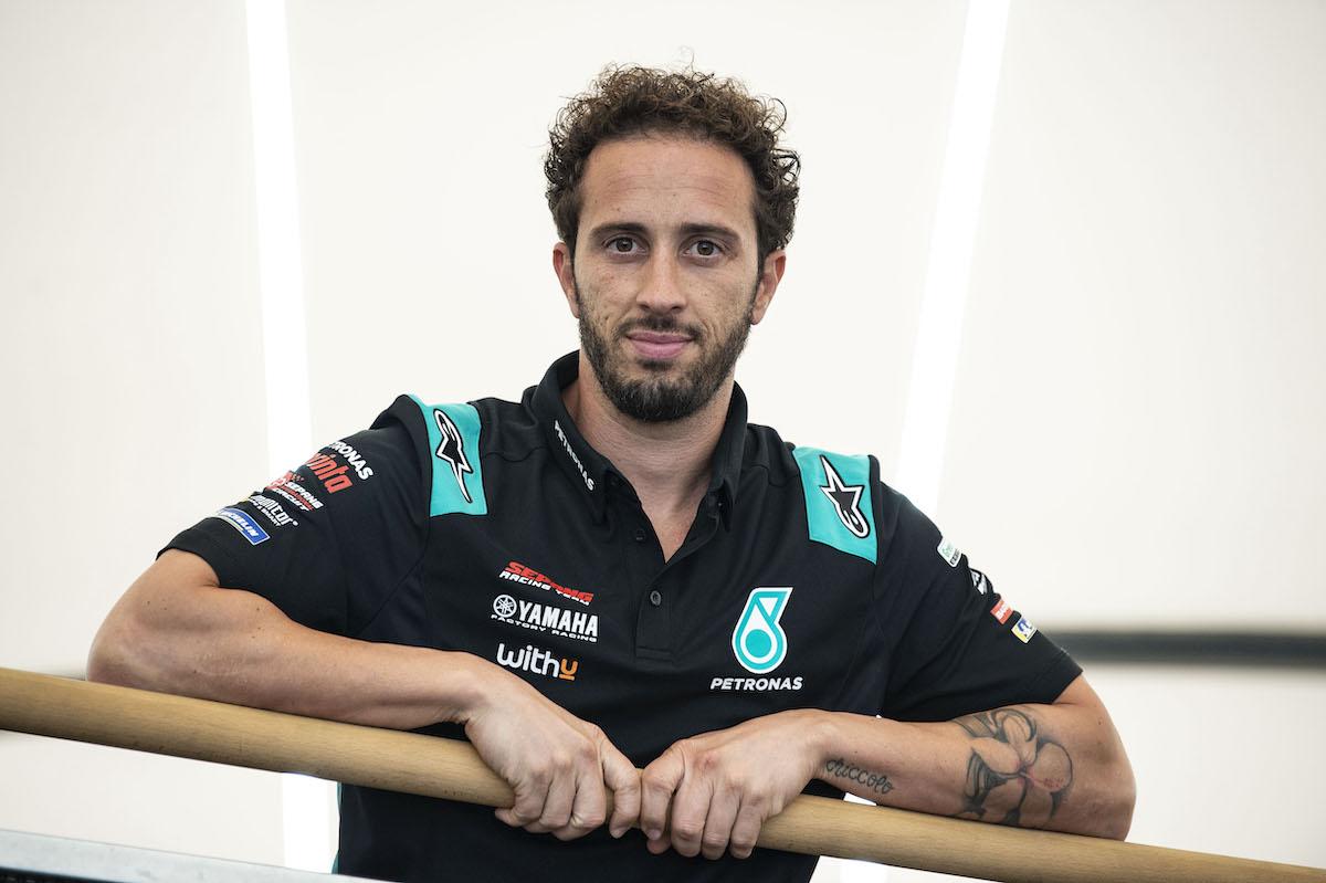アンドレア・ドヴィツィオーゾ ミサノからペトロナス・ヤマハ・SRTに加入、2022年もサテライトチームのライダーとして参戦