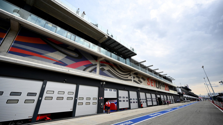 MotoGP2021ミサノテスト 初日トップタイムはフランチェスコ・バニャイア