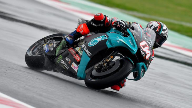 サンマリノGP アンドレア・ドヴィツィオーゾ「ヤマハはDucatiとは真逆のバイク」