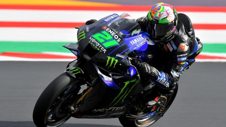 MotoGP2021サンマリノGP フランコ・モルビデッリ「忘れられない1日になった」