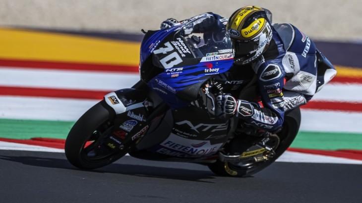 NTS RW Racing GP サンマリノGP 公式練習3、公式予選レポート