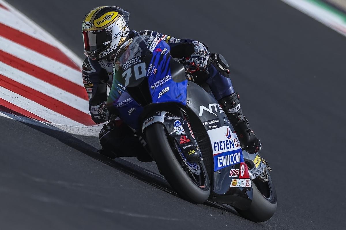 NTS RW Racing GP サンマリノGP決勝レースレポート
