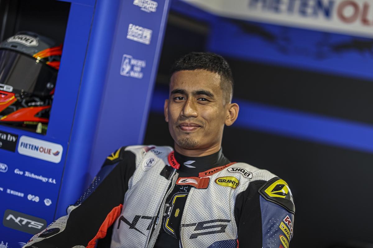 NTS RW Racing GP アラゴンGP 公式練習3、公式予選レポート
