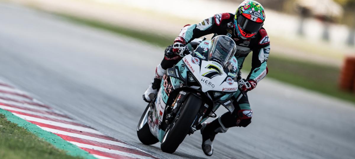 チャズ・デイビス スーパーバイク世界選手権からの引退を発表