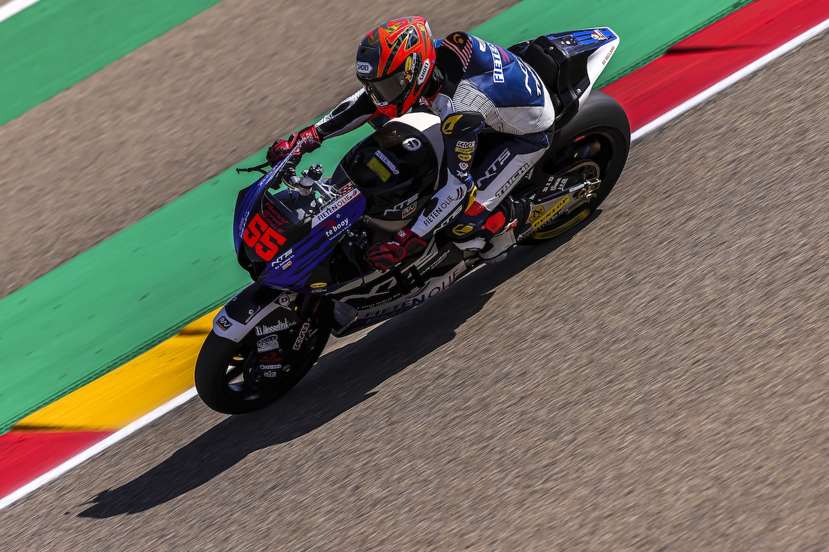 NTS RW Racing GP アラゴンGP決勝レースレポート