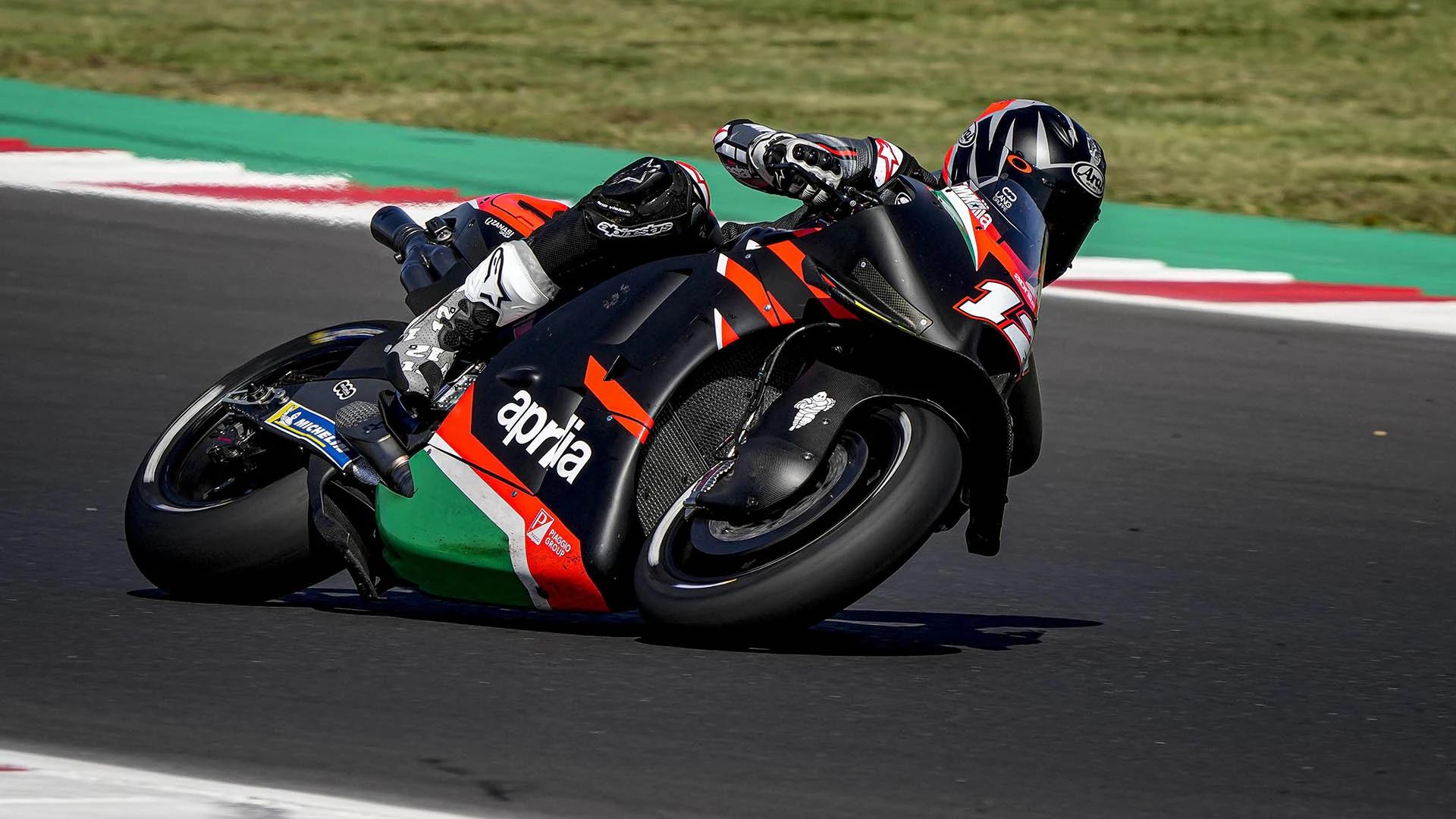 MotoGP2021 ビニャーレスは9月12日アラゴン戦からアプリリアデビュー
