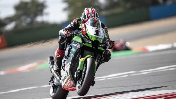 WSBKマニクール戦レース2 2位ジョナサン・レイ「スーパーポールレースなら優勝のチャンスがあるかと思っていた」