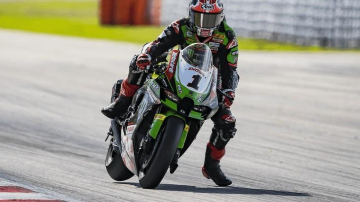 FIM スーパーバイク世界選手権(SBK)カタルーニャ戦 ジョナサン・レイ「全体的にポテンシャルを発揮出来なかった」