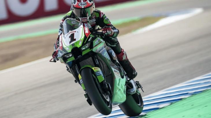 FIM スーパーバイク世界選手権(SBK)ジョナサン・レイ「苦戦した理由を分析しないといけない」