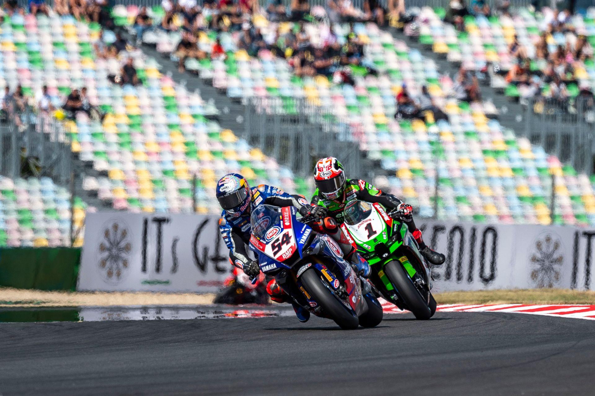 Pata Yamaha ポール・デニング「KRTの抗議によって、このスポーツの雰囲気は変わっていってしまうだろう」