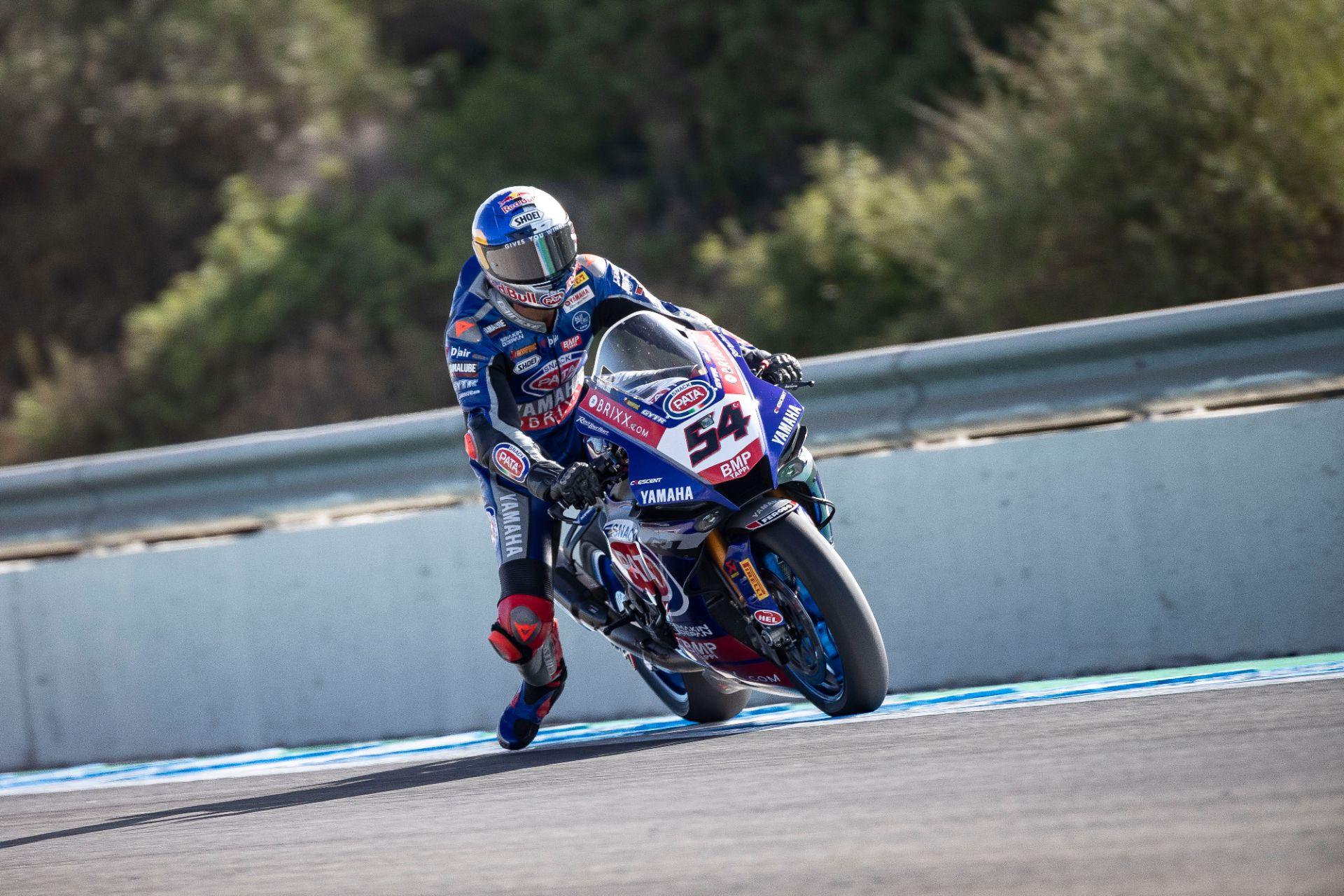 FIM スーパーバイク世界選手権(SBK)ヘレス戦 トプラック・ラズガトリオグル「今回だけは週末の結果を喜べない」