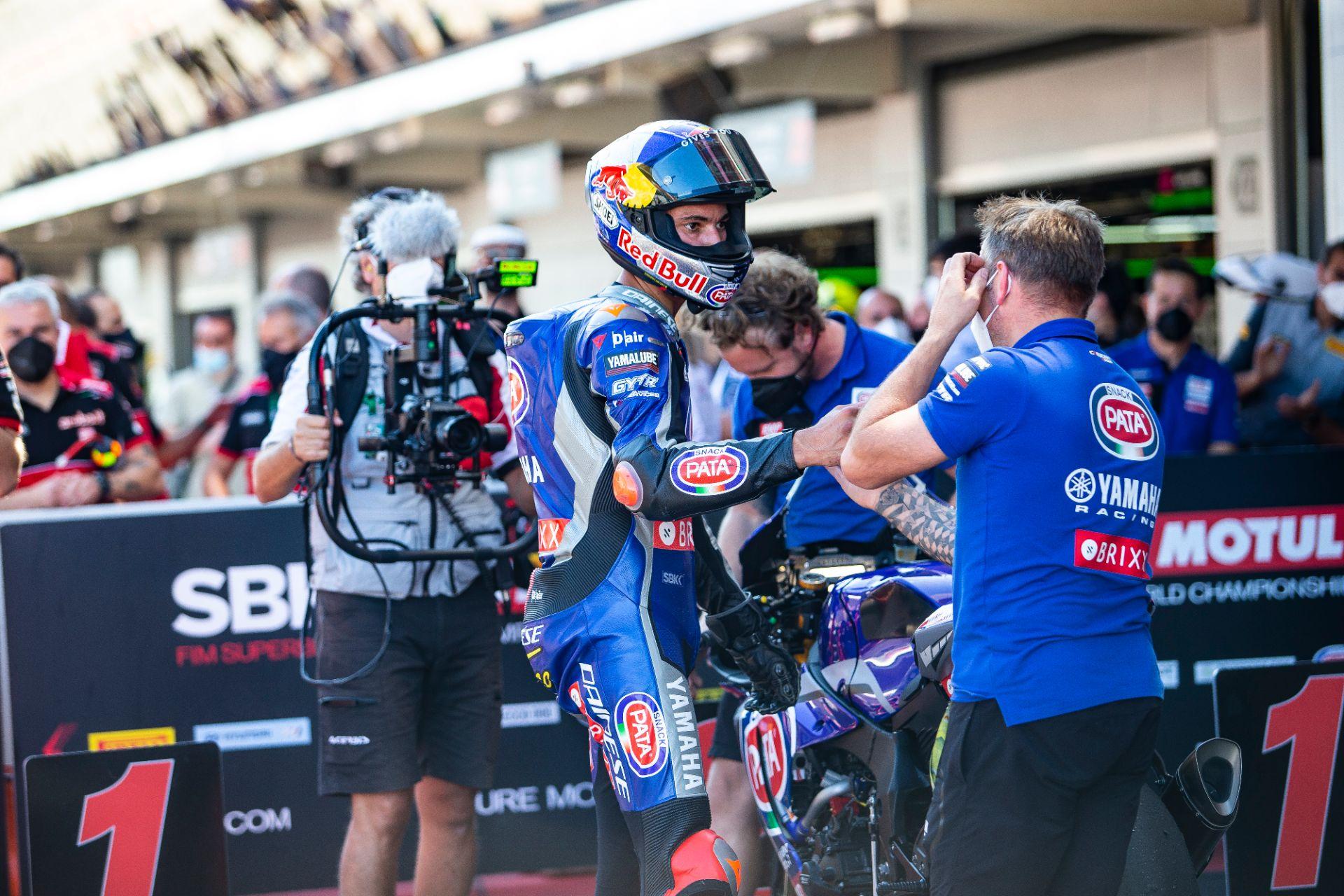 FIM スーパーバイク世界選手権(SBK)カタルーニャ戦 ラズガトリオグル「今はとにかく優勝することに集中している」