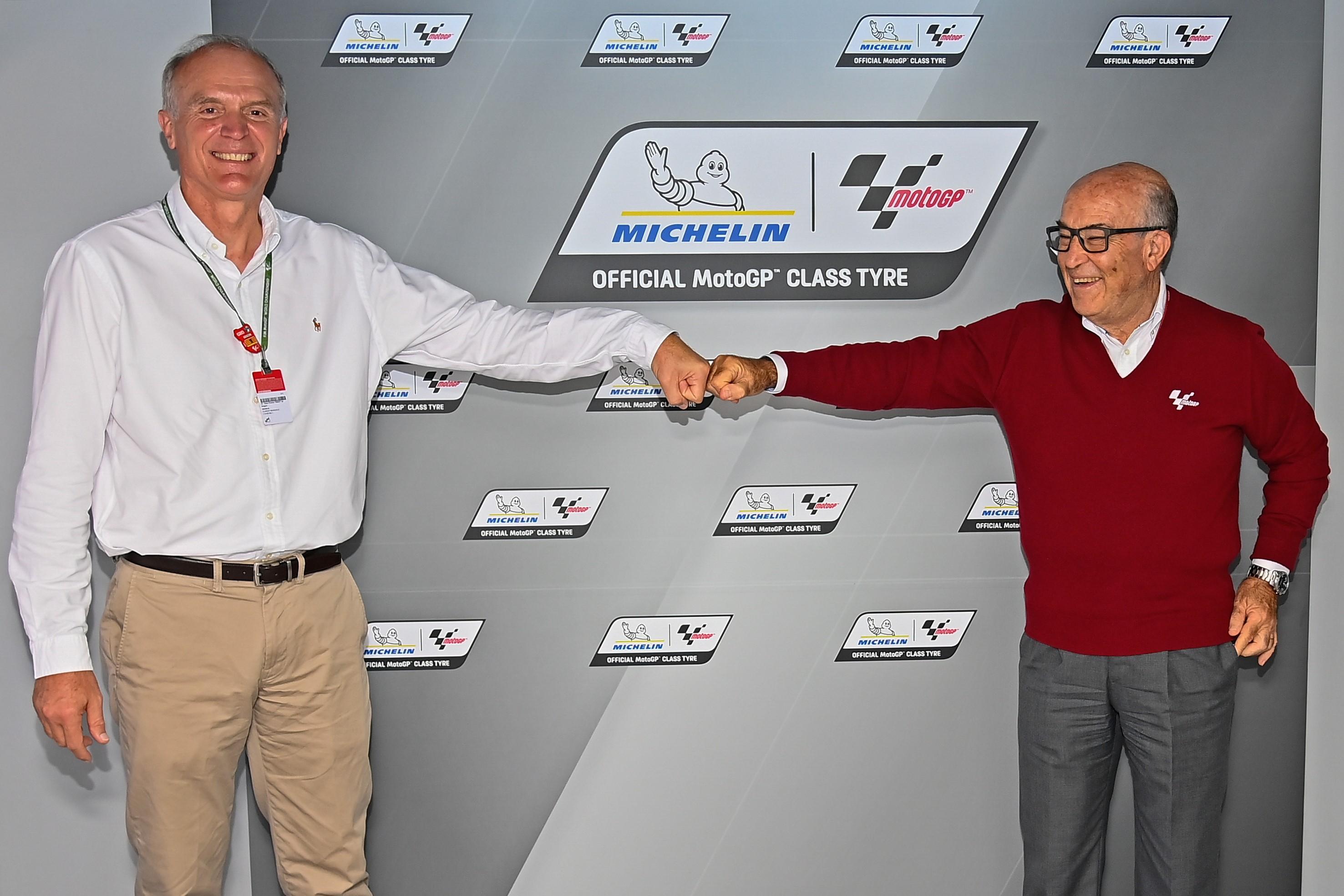 ミシュラン ドルナスポーツと3年間の契約を延長 2026年末までタイヤサプライヤーとしてMotoGPを支える