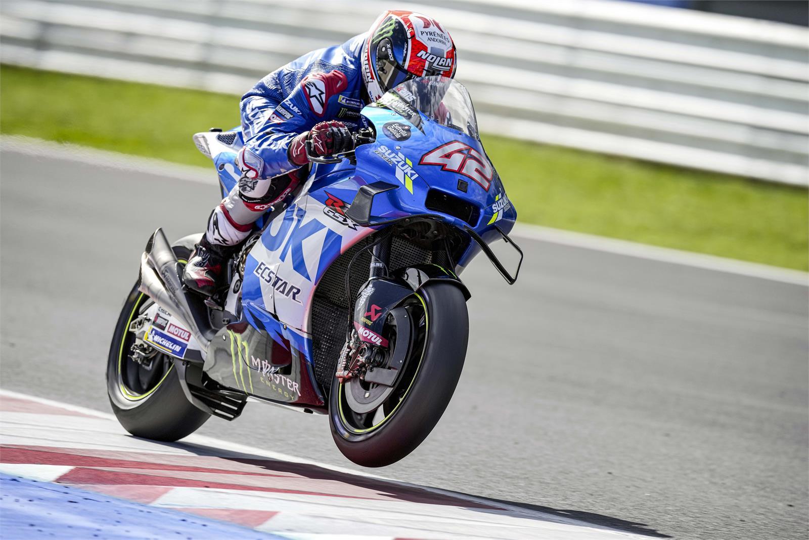 MotoGP2021ミサノテスト アレックス・リンス「2022年型エンジンは好感触」
