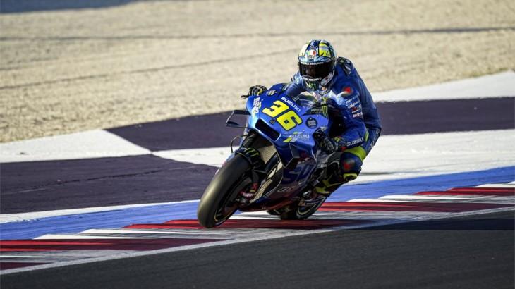 MotoGP2021ミサノテスト ジョアン・ミル「テスト内容には非常に満足」