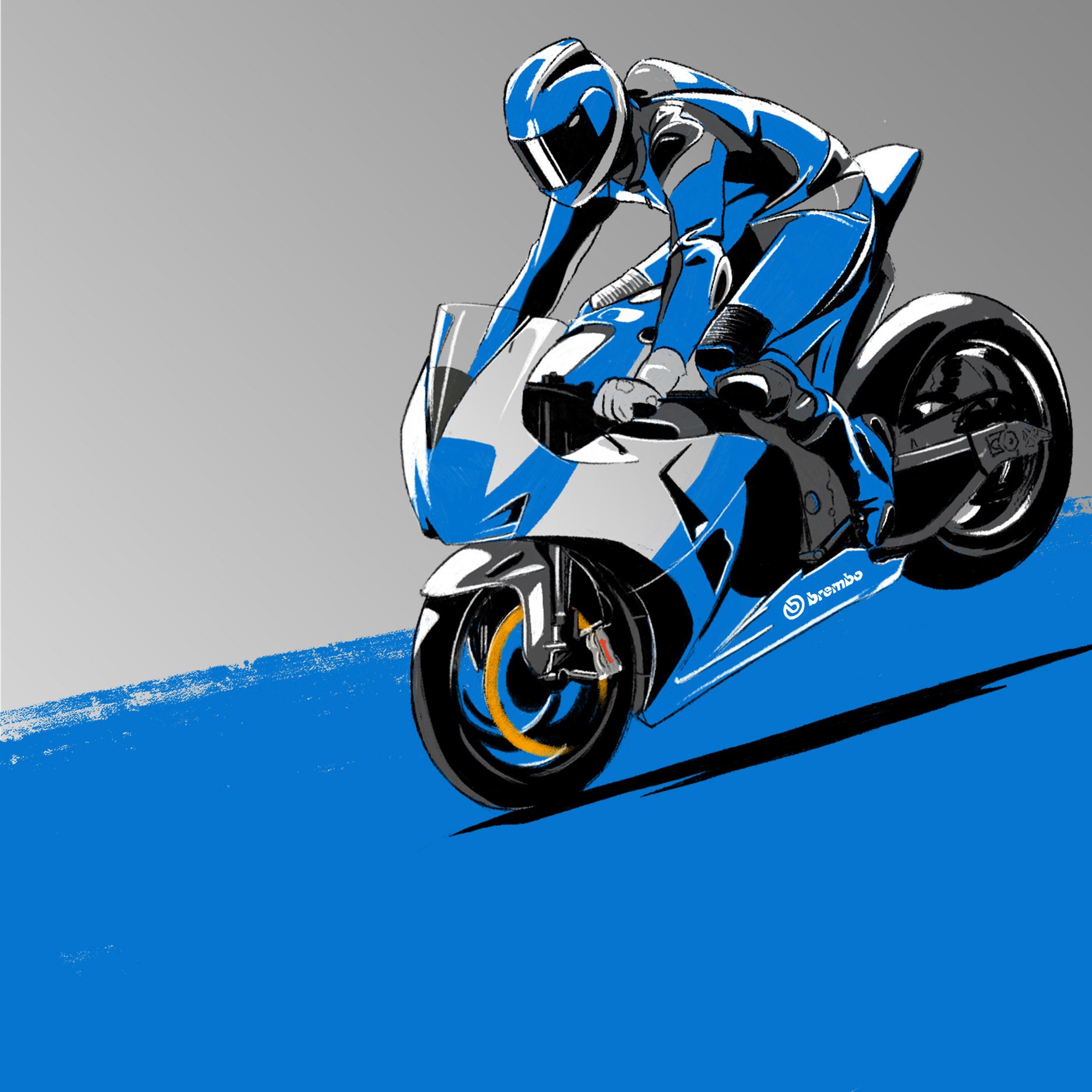 ブレンボが分析する 2021年MotoGPサンマリノGP