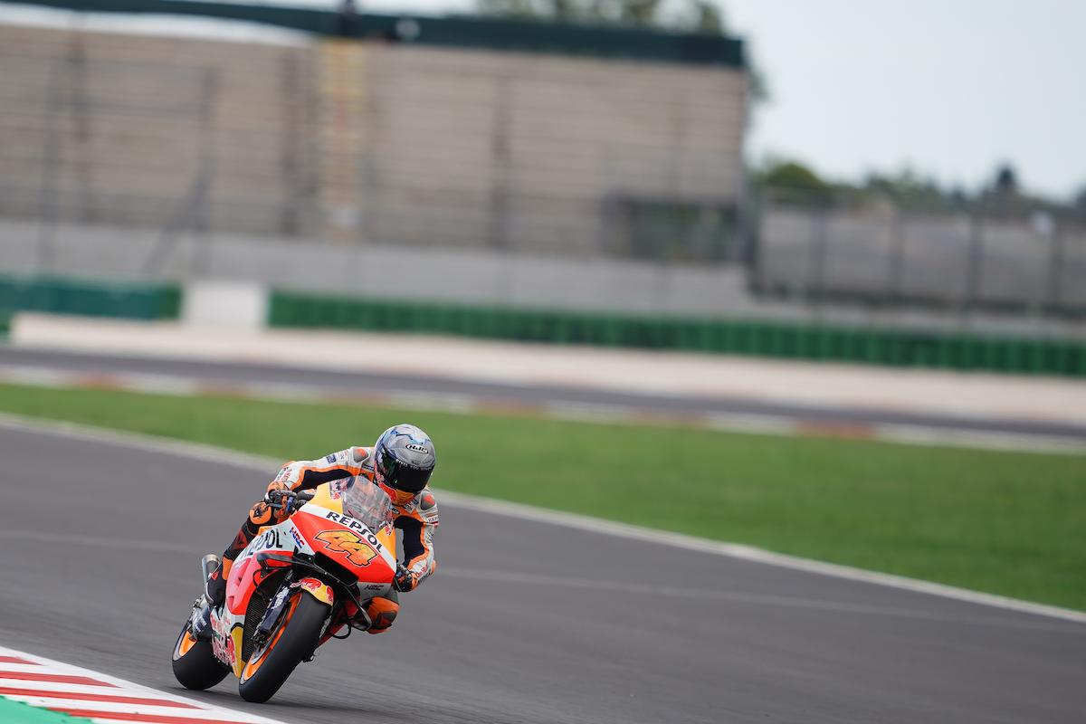 MotoGP2021ミサノテスト ポル・エスパルガロ「今後の方向性を確認出来た」