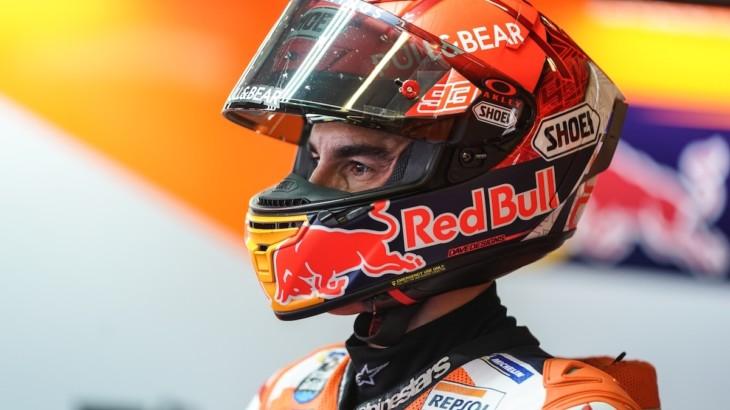 サンマリノGP予選7位マルク・マルケス「HRCの戦略とブラドルに感謝」