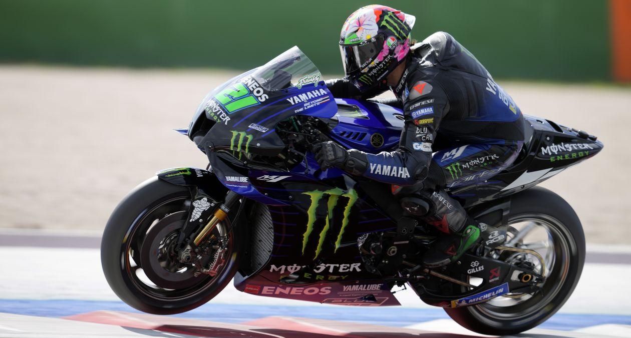 MotoGP2021ミサノテスト フランコ・モルビデッリ「今日の仕事内容には満足」