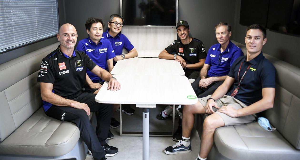 フランコ・モルビデッリ 2023年までの契約をヤマハと締結、今週末からファクトリーチームに加入
