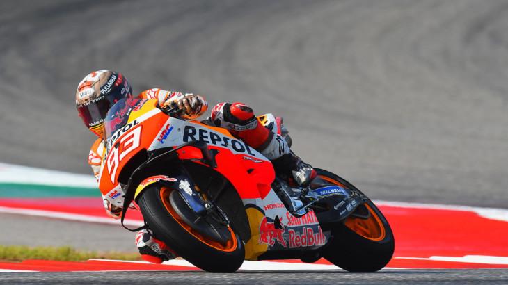 MotoGP2021エミリア・ロマーニャGP マルク・マルケス「タイトな戦いを予想している。」