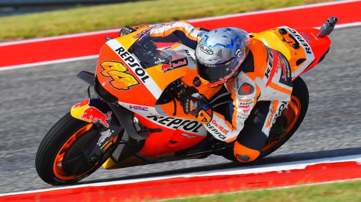 MotoGP2021エミリア・ロマーニャGP ポル・エスパルガロ「前回とは気温や天候が代わっているはず」