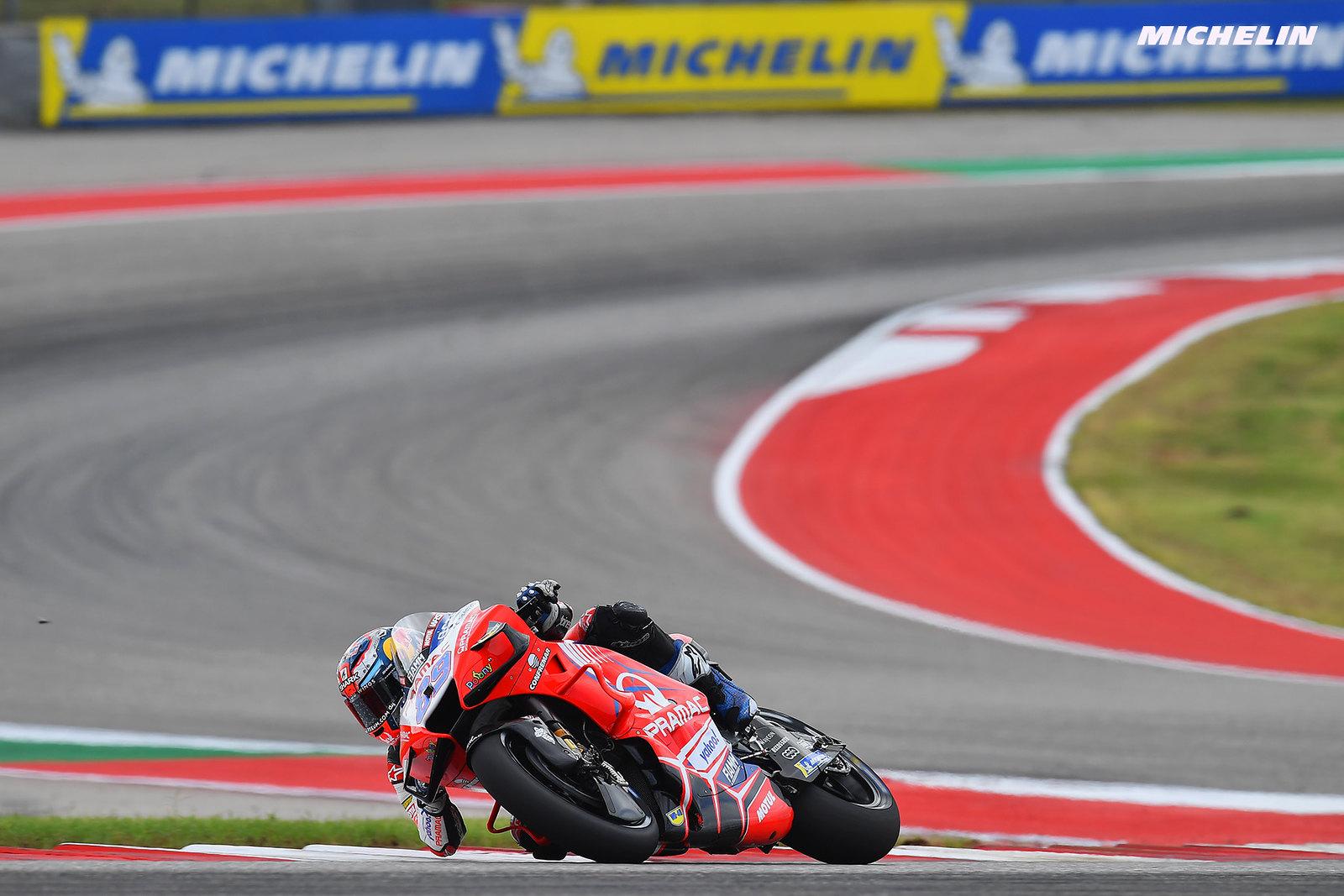 MotoGP2021アメリカズGP 予選4位ホルヘ・マルティン「2列目フィニッシュは予想していなかった」