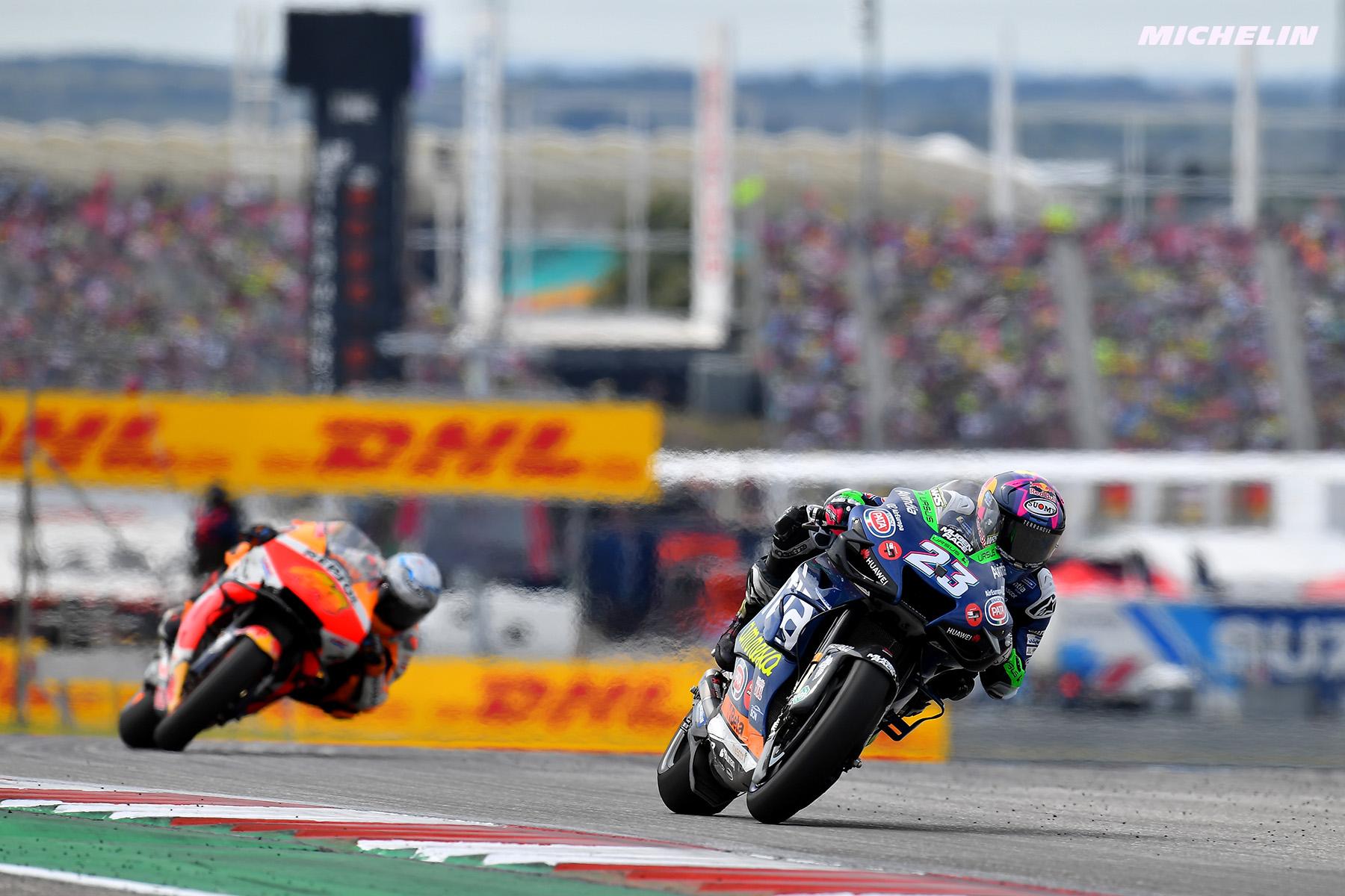 MotoGP2021アメリカズGP 6位エネア・バスティアニーニ「MotoGPはスムーズに操縦することが重要」