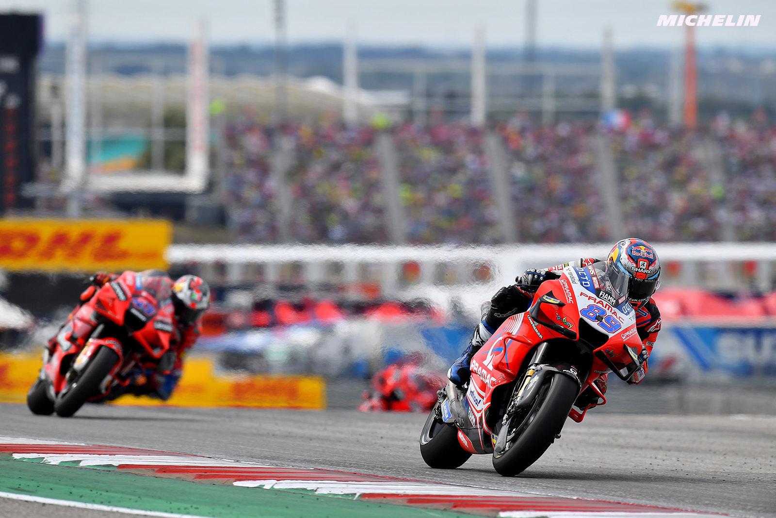 MotoGP2021アメリカズGP 5位ホルヘ・マルティン「予想外のレース結果だった」