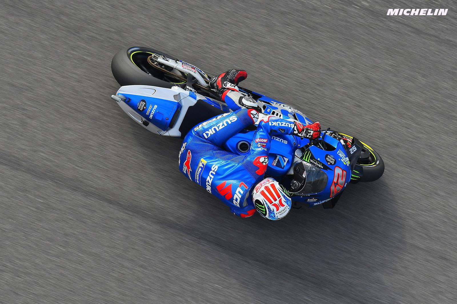MotoGP2021アメリカズGP 4位アレックス・リンス「ファビオ、Ducatiを追うのが難しかった」