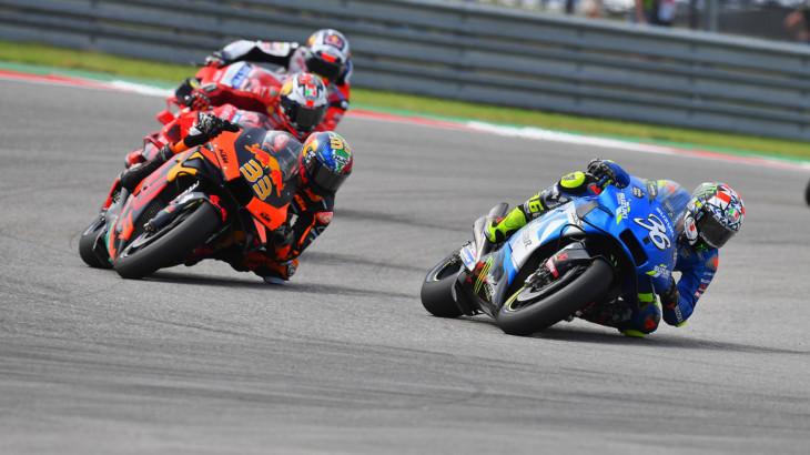 MotoGP2021アメリカズGP 8位ジョアン・ミル「もっとクリーンにパス出来る状況にならねば」