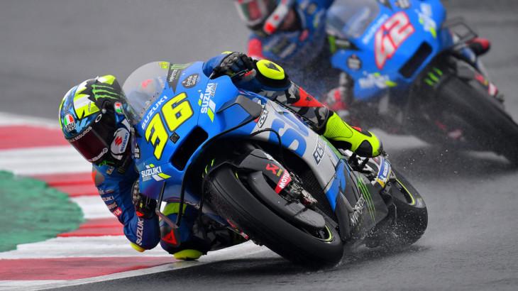 エミリア・ロマーニャGP 予選19位ジョアン・ミル「タイヤのフィーリングを掴めなかった」