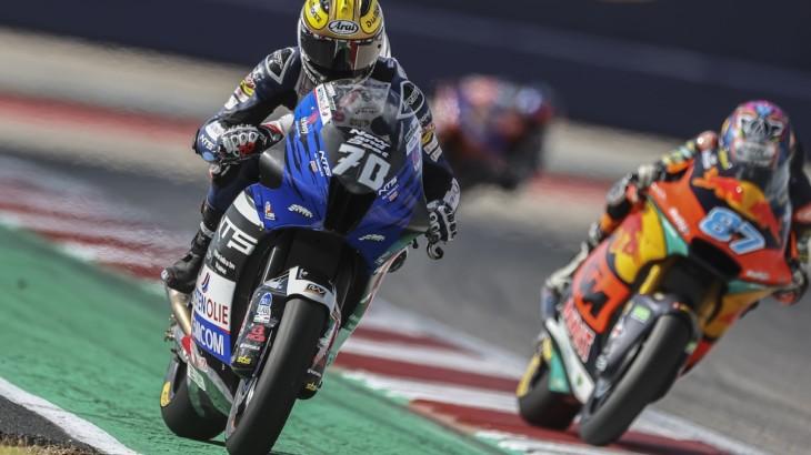 NTS RW Racing GP アメリカズGP 公式練習3、公式予選レポート