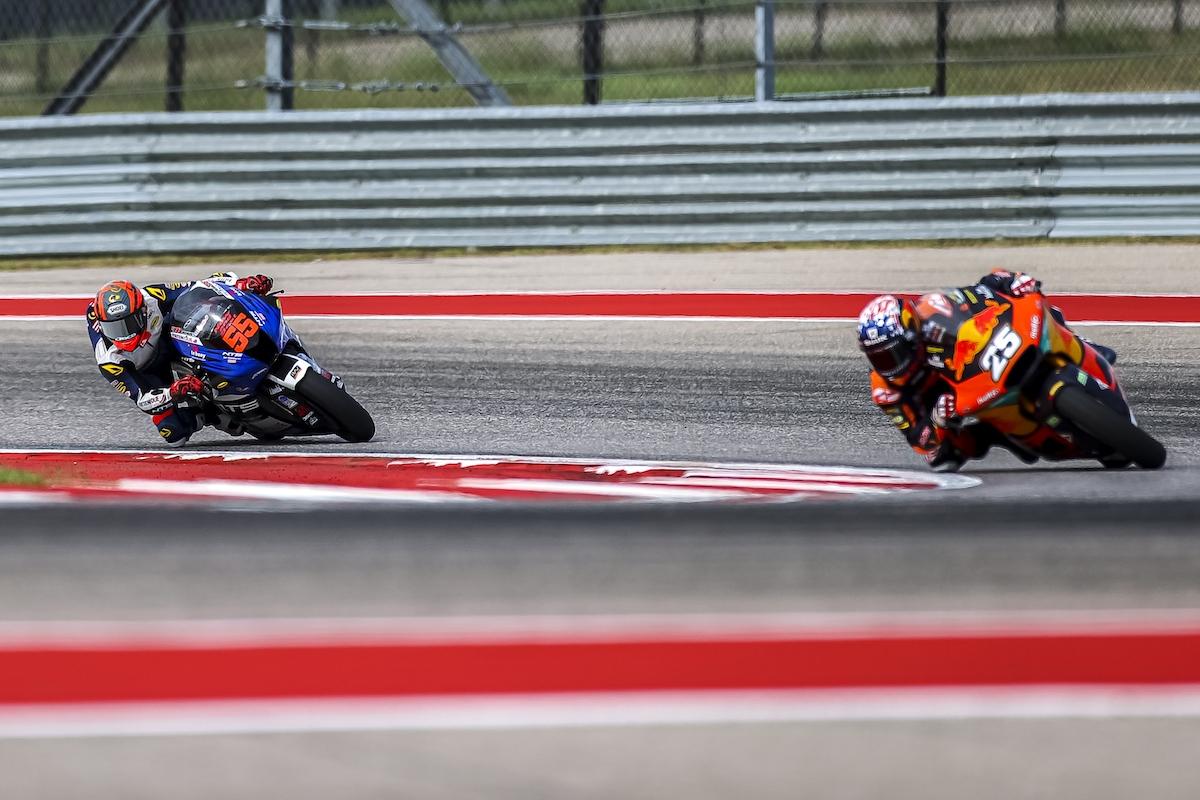 NTS RW Racing GP アメリカズGP公式練習1、公式練習2レポート