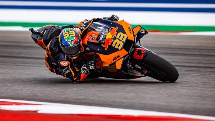 MotoGP2021アメリカズGP 9位ブラッド・ビンダー「自分達の理想からはほど遠い状態」