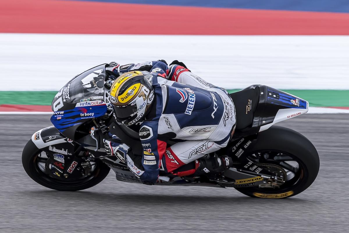 NTS RW Racing GP アメリカズGP決勝レースレポート